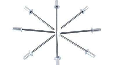 单鼓型抽芯铆钉与多鼓型抽芯铆钉的特点是什么