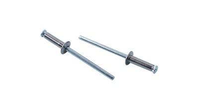 看看不锈钢铆钉的铆接和拔取方法