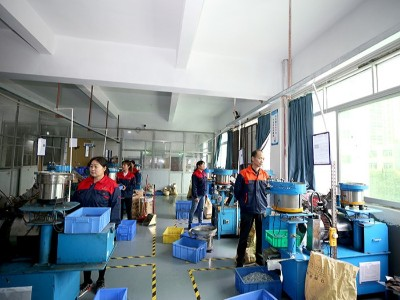 喆堃-产品生产车间