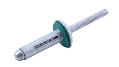 不锈钢抽芯铆钉为什么有磁性