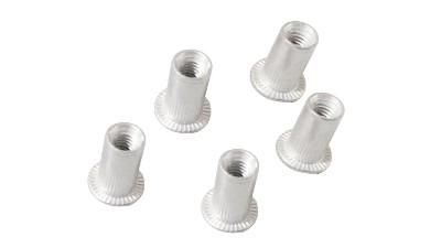 半空心铆钉的材料选择及应用范围